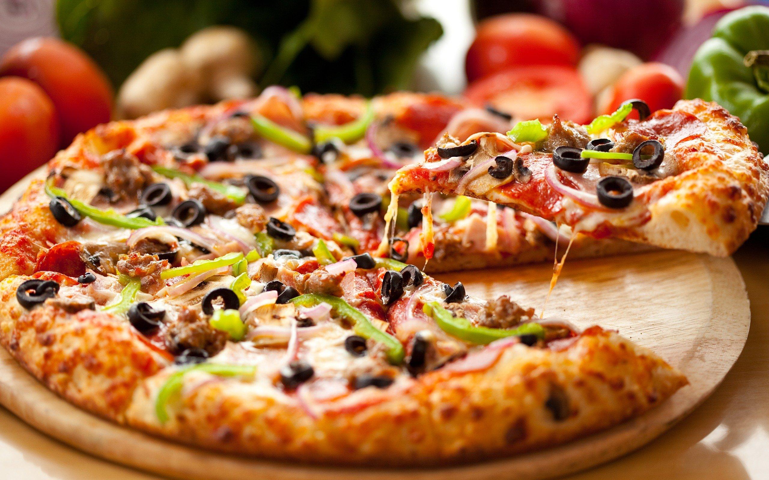 WELCOME TO AMALFI PIZZA